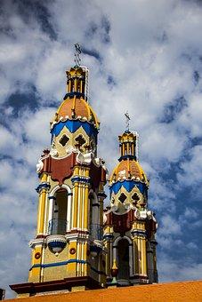 Paradise, Tabasco, Parish, Architecture, Church