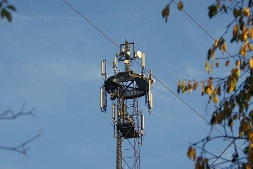 Mobile, Radio Mast, Transmission Tower