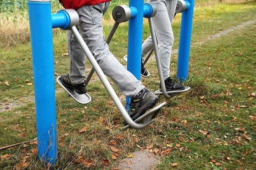 Outdoor, Fitness, Gym, Sport, Equipment, Active, Health