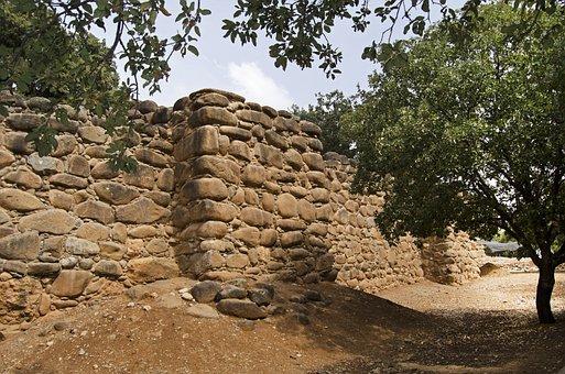Tel Dan, Israel, Biblical Site, Dan, Tourism