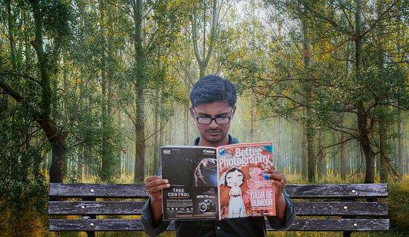 Magazine, Education, Park, Outdoors, Lecture, Leisure