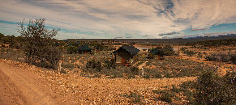 South Africa, Lodge, Safari, Scenic, Tents