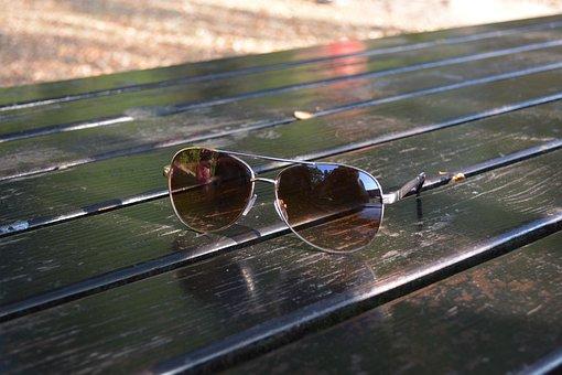Glasses, Sunglasses, Shadow, Summer, Eye Protection