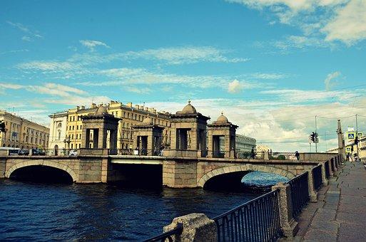 St Petersburg Russia, Peter, Petersburg, Street