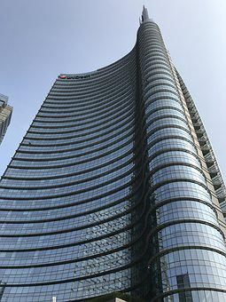 Milan, Torre, Structure, Skyscrapers, Architecture