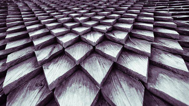 Roof, Wood, Texture, Decoration, Pattern, Old, Reason