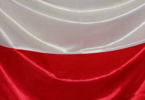 Polish Flag, White - Red, Independence, Patriotism