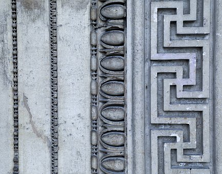Art, Wall, Architecture, Design, Abstract, Pattern
