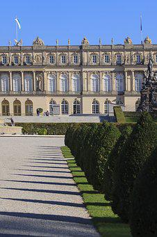 Castle, Park, Herrenchiemsee, Ludwig, The Second