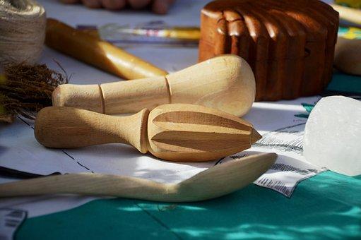Equipment, Wood, Utensils, Grind, Rip, Kitchen