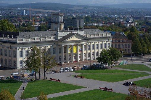 Kassel, Fridericianum, Museum, Hesse, Historic Center