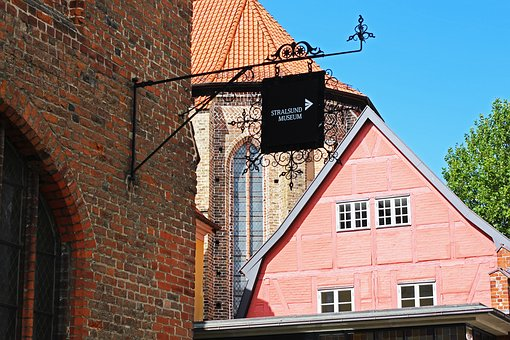 Architecture, Stralsund, Historically, Facade