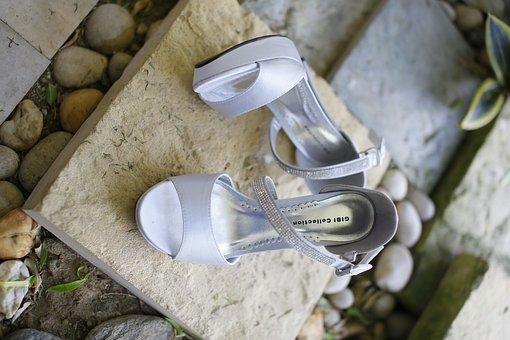 Wedding Shoe, Lady Shoe, Shoe
