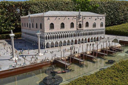 Mini Europe, Miniature Park, Architecture, Venice