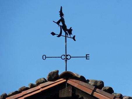 Veleta, Wind, Witch, Crafts, Orientation