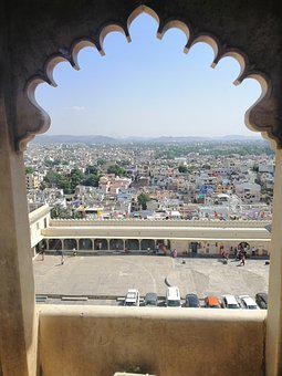 Outdoors, Tourism, Travel, Rajasthan, India, Historic