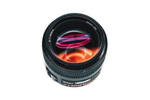 Lens, Nikon, Camera, Photography, The Camera, Digital
