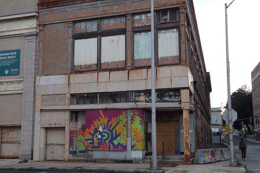 Blight, Blighted Areas, Bridgeport Ct, Rebuilding