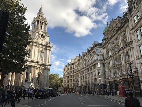 St, Paul, London, England