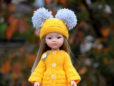 Baby Doll, Toy, For Girls, Charming, Toys, Children