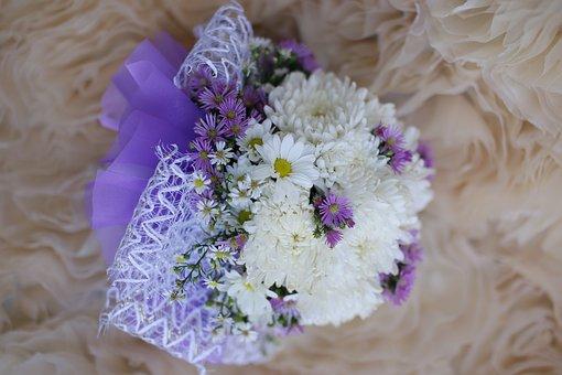 Bouquet, Flowers, Wedding Flower