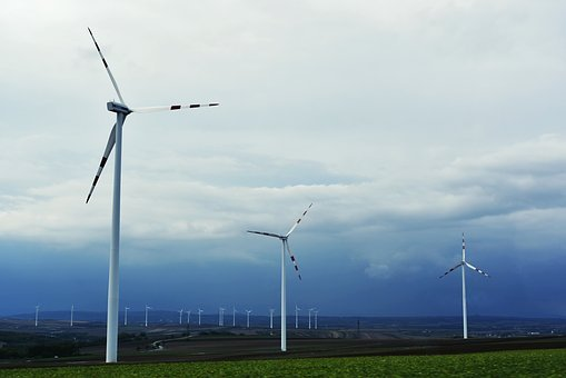Wind, Electric Power, Wind Power, Energy, Electricity