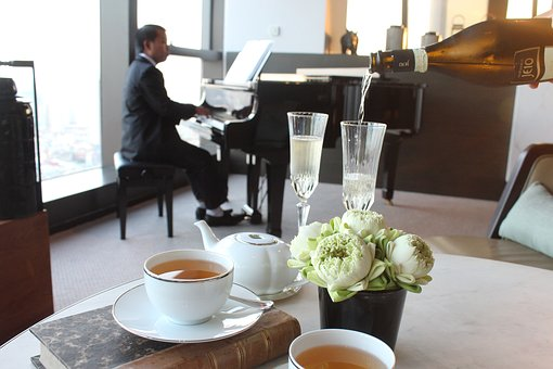 Afternoon Tea Soiree, High Tea, Tea With Music