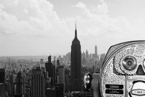 New York, Manhattan, Detail, Architecture, City