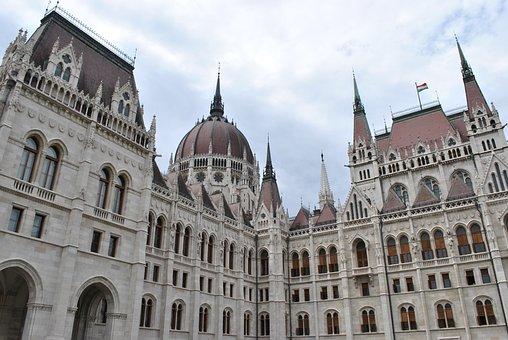 Parliament, Hungarian Parliament Building, Architecture