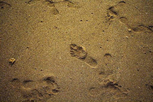 Asia, Thailand, Koh Ianta, Island, Beach, Sand