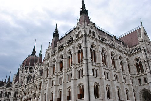 Parliament, Hungarian Parliament Building, Budapest