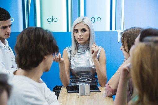 Fashion, Business, Entrepreneur, Woman, Team