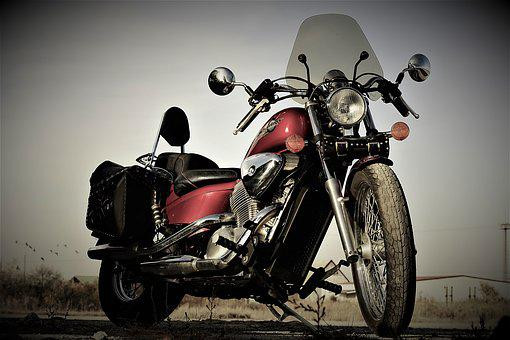 Engine, Honda, Honda Shadow, Shadow 750
