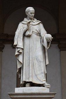 Bonaventura Cavalieri, Mathematician, Jesuati, Italian