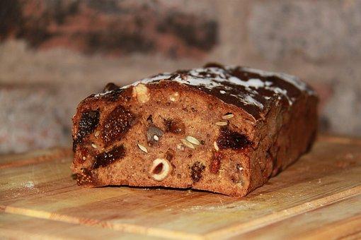Bread, Loaf, Mat