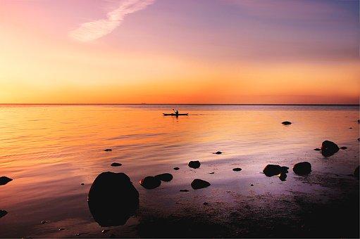 Món, Baltic Sea, Landscape, Denmark, Vacations, Island