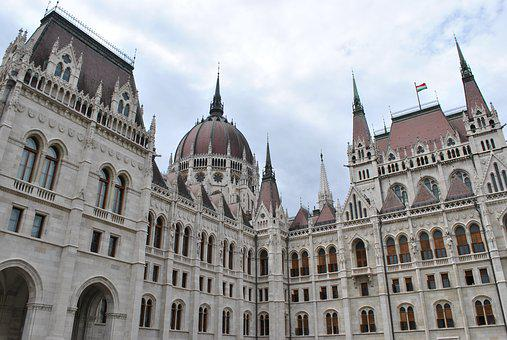 Parliament, Hungarian Parliament Building, Architecture