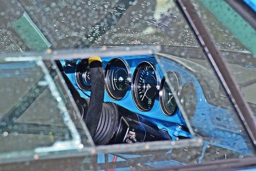 Porsche, Racing, Vehicle, Automotive, Details
