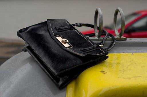 Handbag, Bag, Waste, Fired, Fashion, Container, Satchel