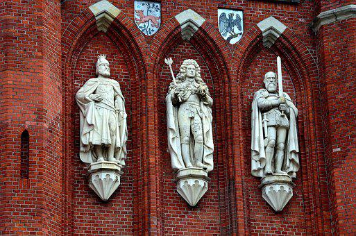 Sculpture, Wall, Monument, Statue, The Façade Of The
