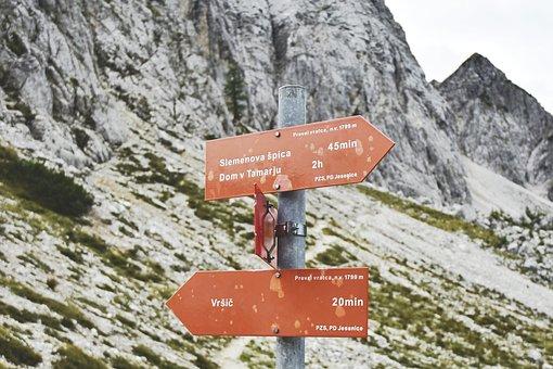 Slemenova špica, Slovenia, Vršič, Julian Alps