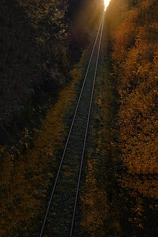 Autumn, Nature, Landscape, Sunset, Sky, Forest