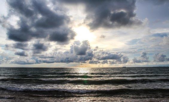 Asia, Thailand, Koh Ianta, Island, Sea, Andaman, Beach