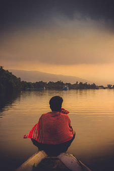 Boy, Alone, Sad, Young, Man, Depressed, Fear, Unhappy