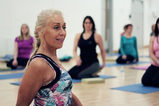 Yoga, Spinal Twist, Yoga Posture, Health, Exercise