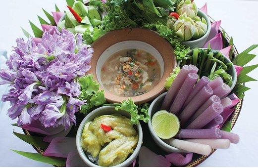 Khmer Food, Cambodia, Angkor