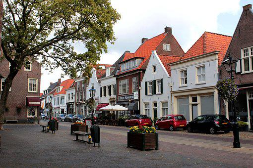 Naarden, Cityscape, Fortress, Historical, Architecture