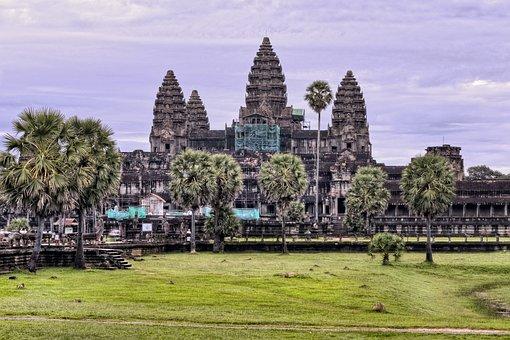 Angkor, Angkor Wat Temples, Ankor, Asian, Cambodia