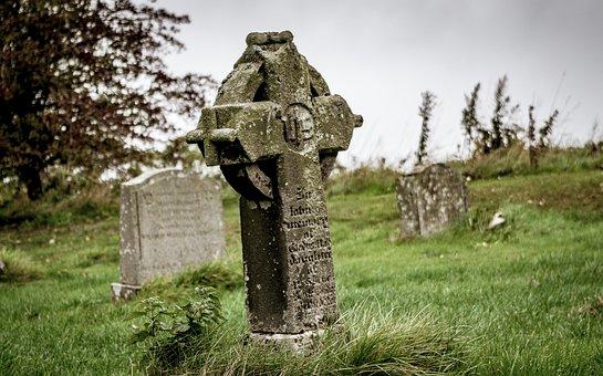 Cross, All Saints, Religion, Old, Christianity, Autumn