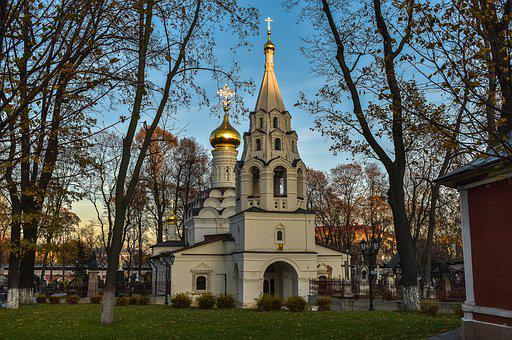 Church, Religion, Architecture, Monastery, Old